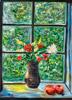 аватар Натюрморт с окном и крынкой