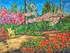аватар Цветущий сад мечты моей