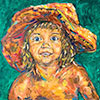аватар Желтая поганка - портрет соседской девчонки